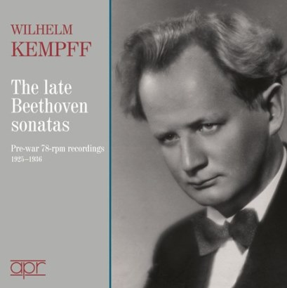 cover beethoven apr kempff 1930