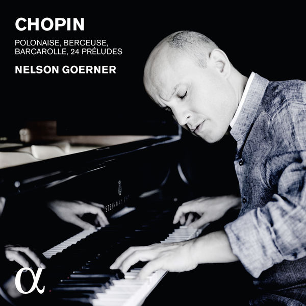 cover chopin preludes goerner alpha