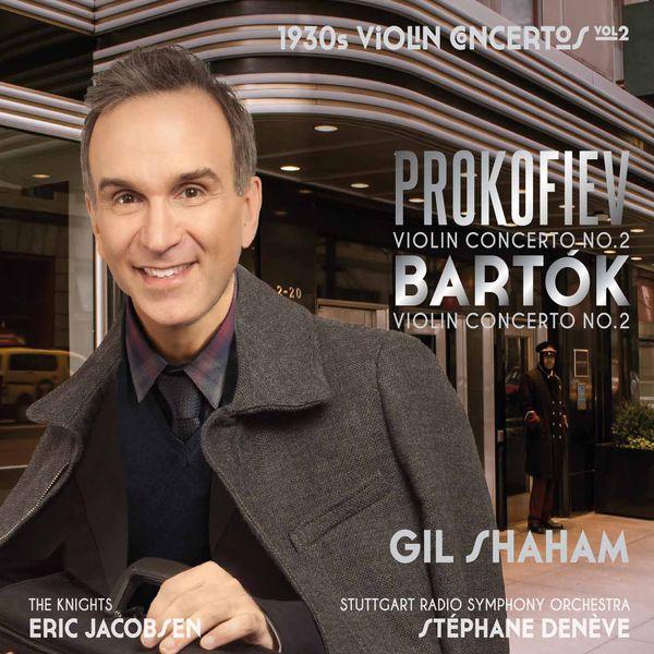 cover shaham bartok proko canary