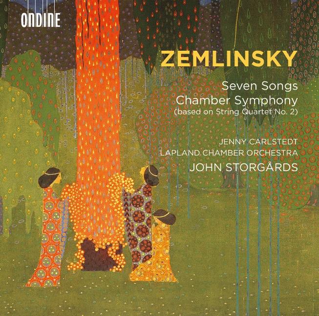 cover zemlinsky chamber ondine