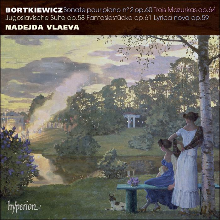 cover Hypérion Vlaeva Bortkiewicz
