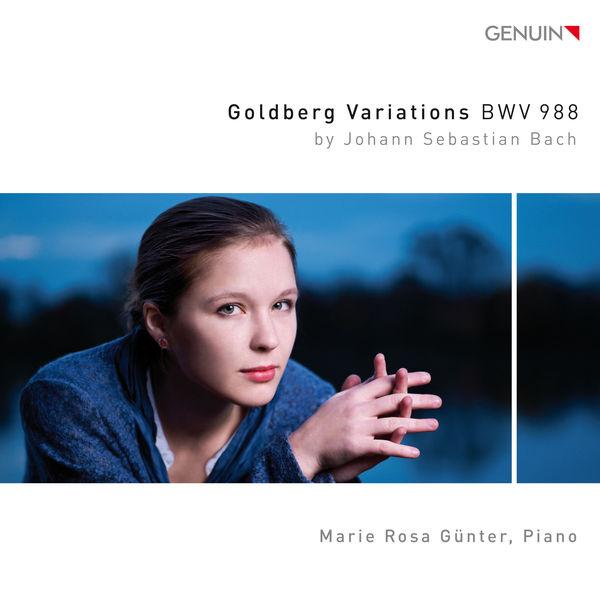 cover bach goldberg günter genuin