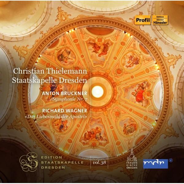 cover bruckner 7 thielemann