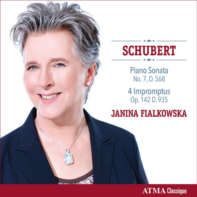 cover schubert impromptus 2 Fialkowska atma
