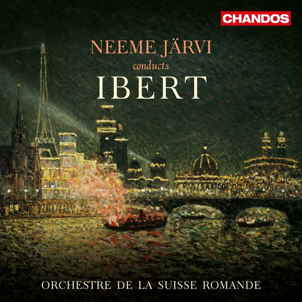 cover chandos ibert jarvi