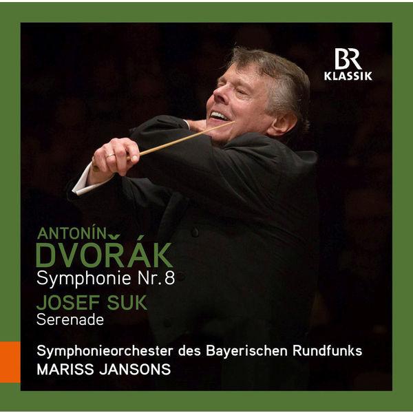 cover jansons dvorak 8 br-klassik