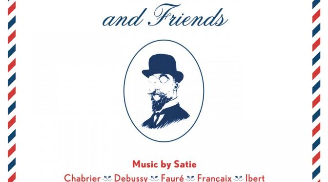 Sujet Satie (mais pas seulement)