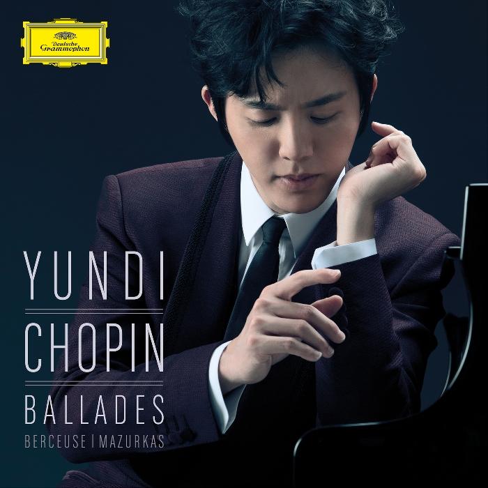 cover Chopin Yundi Li