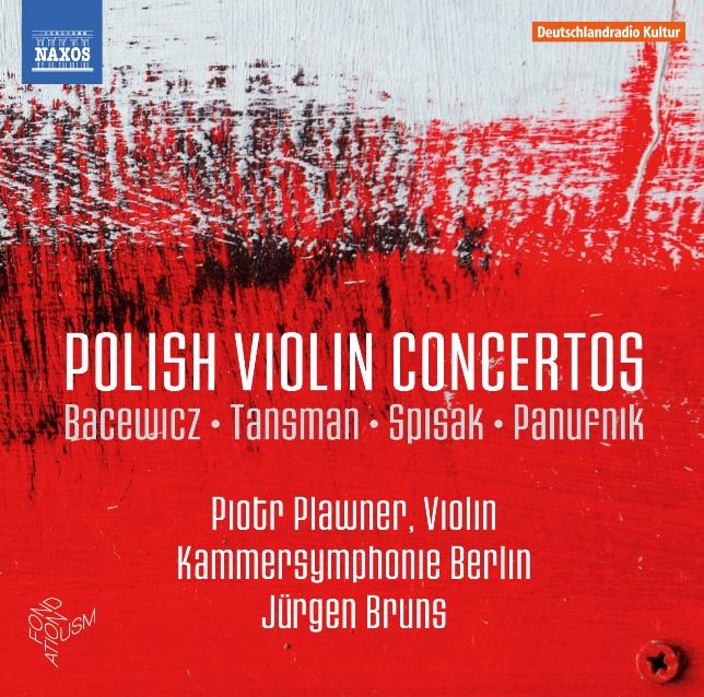 cover naxos polish concertos violin