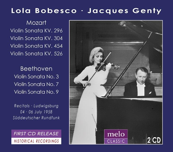 Cvr Bobesco 2 Meloclassic