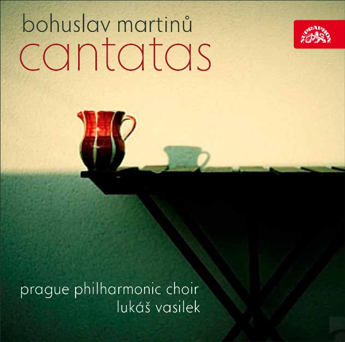 Cvr Martinu Cantatas Vasilek