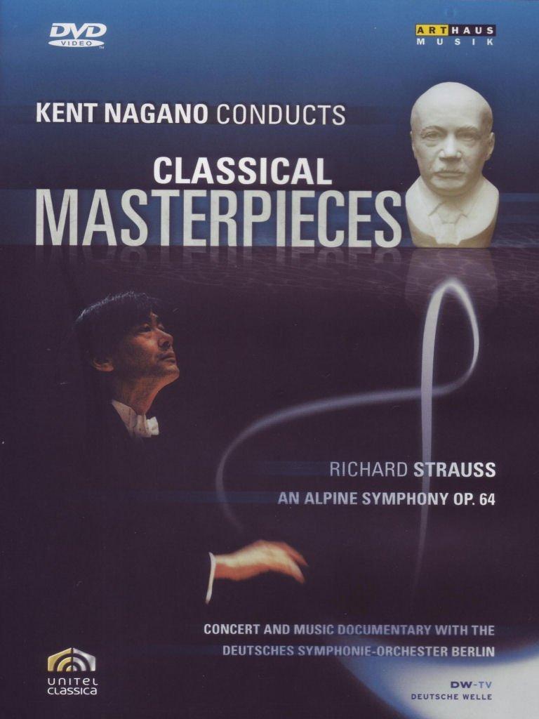 Nagano Cvr Strauss Alpensinfonie