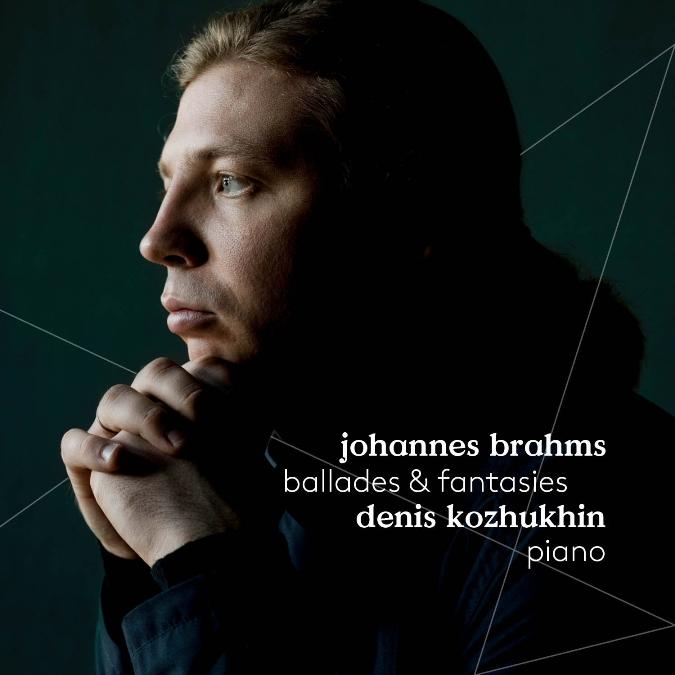 cover brahms Kozhukhin pentatone