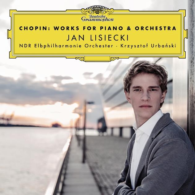 cover Chopin lisiecki Urbanski DGG