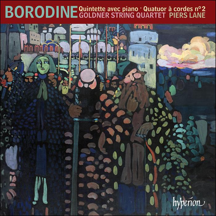 cover borodin string goldner lane hyperion