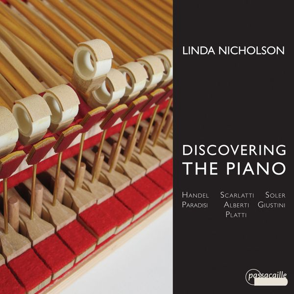 cover linda nicholson passacaille discovering piano