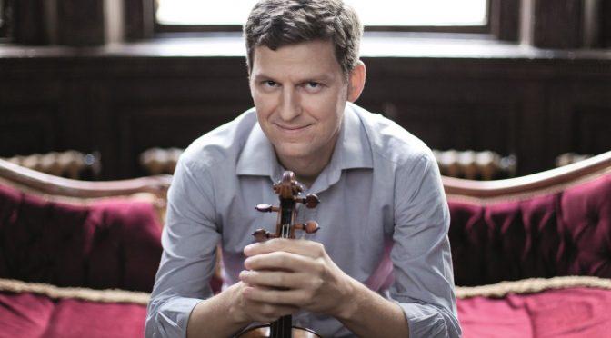 Le violon du quatuor