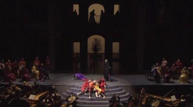 Le premier opéra de l'Histoire