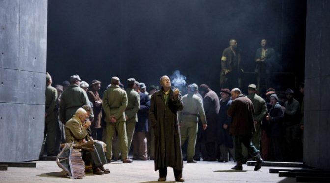 Dostoïevski-Janáček par Boulez-Chéreau