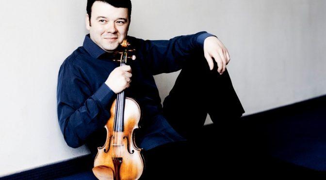 Le violon funambule