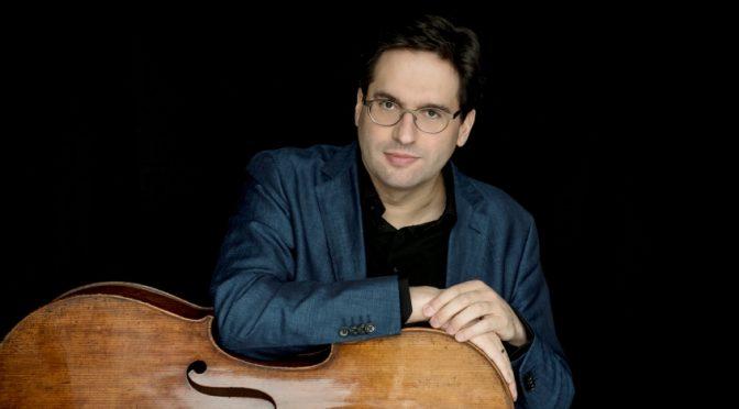 Le violoncelle chante