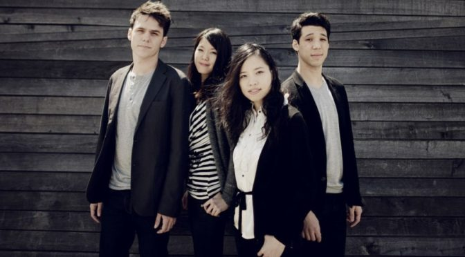 Les trois quatuors