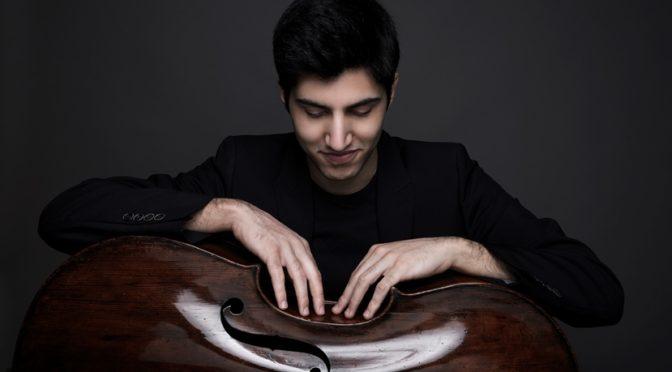 Jeune homme au violoncelle