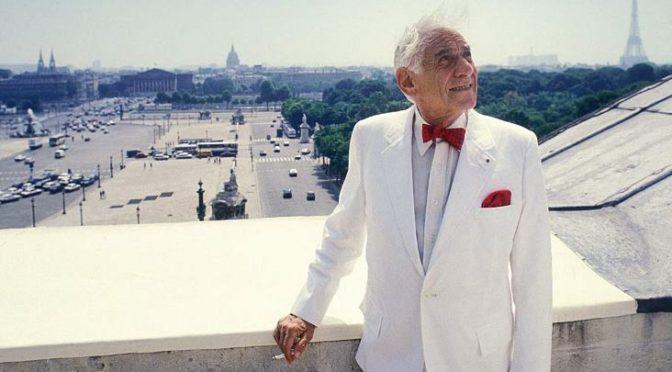 Bernstein aux Champs-Elysées