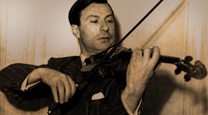 Le Concerto de Milstein