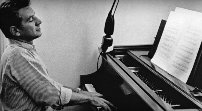 Les pianos de Lenny