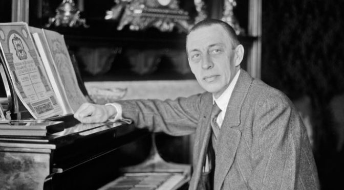 Sergei Rachmaninov et le Nouveau Monde
