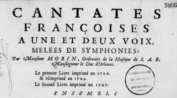 Cantate française