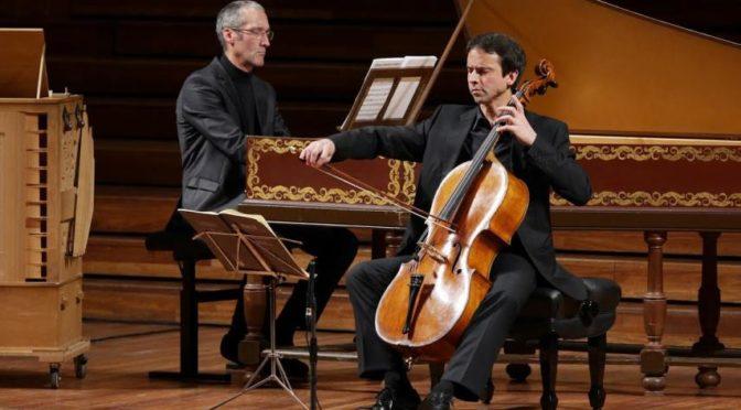 Le violoncelle et la lagune