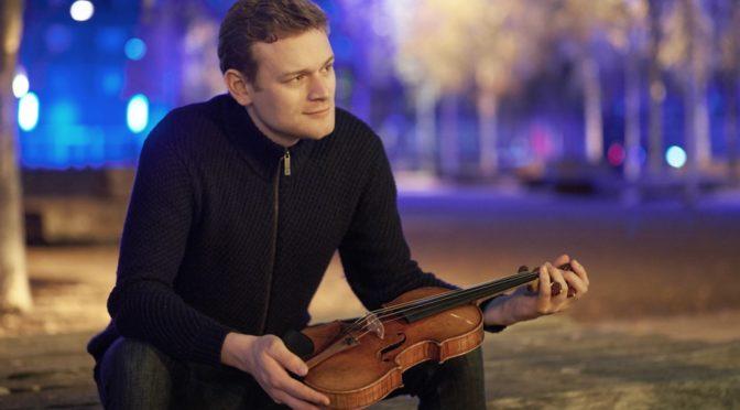 Le violon de Britten