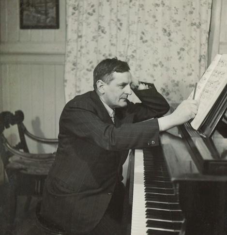 Le compositeur Richard Flury - Photo : © DR